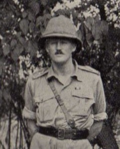 Captain Wheeler MC - p92. The Gold Coast Regiment in the EA Campaign by Sir Hugh Clifford
