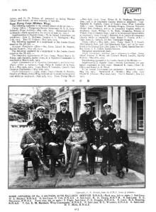Flight - June 1915