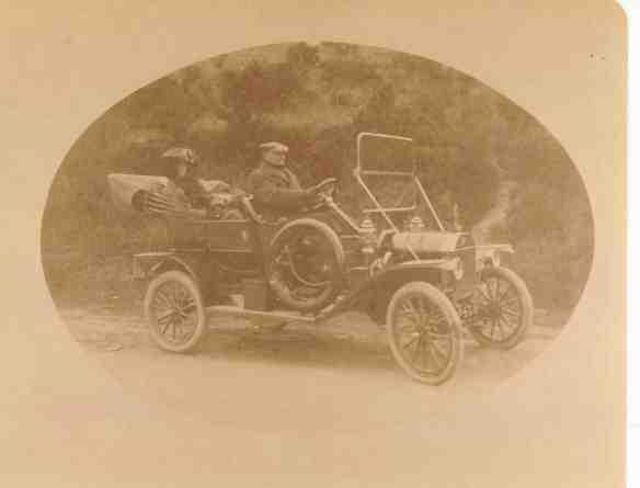 Ford 1908 Model T - GHG & EG