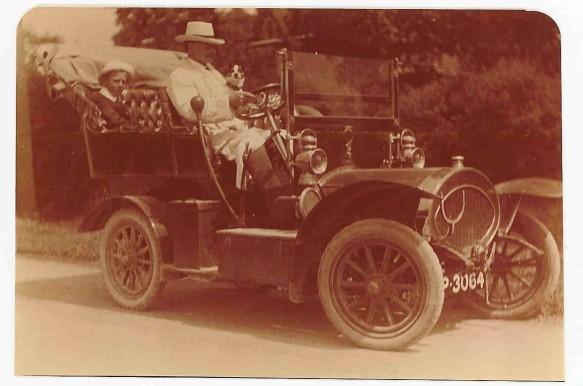Victoria 1908 - GHG & ARG