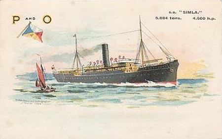 SS Simla (1894)
