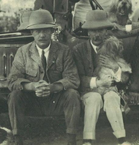 J.W. Spencer & E.G. Macpherson - 1919