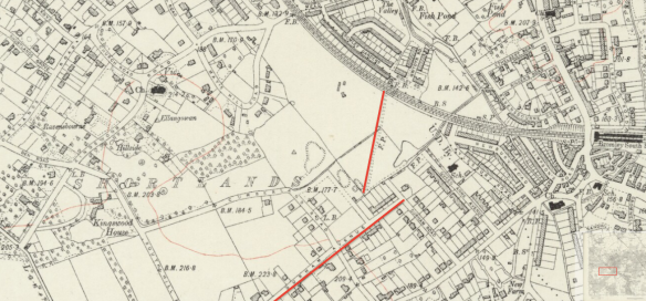 Shortlands, Bromley 1919